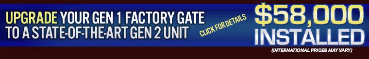 frds gen ii upgrade banner