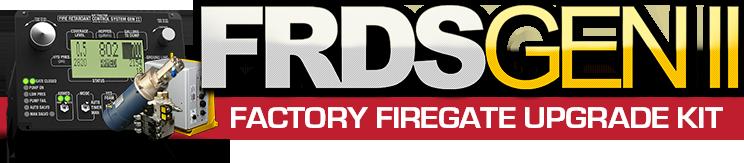 FRDS GEN II Upgrade Kit Header
