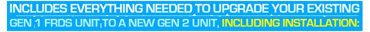 FRDS GEN II Upgrade Kit Subheading